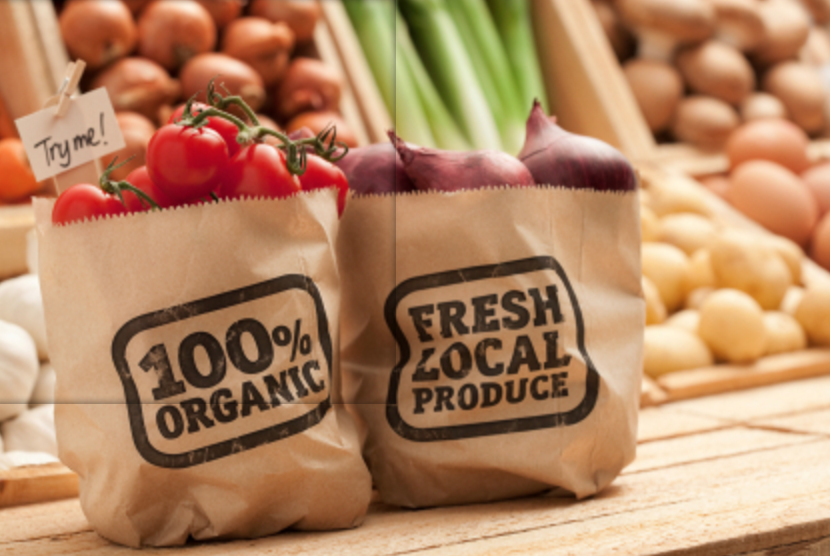 Eat Local and Organic